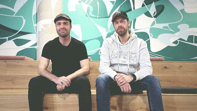 Ying-Yang Dynamic: Tobias Rabe & Tobias von Aesch