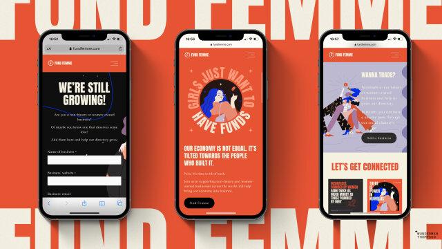 Fund Femme to Tip the Scales: Oriel Irvine Wells & Ezinne Okoro, Wunderman Thompson