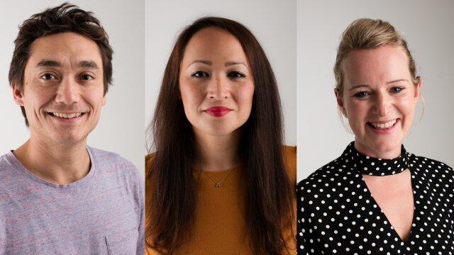 Education is the Foundation: Amy Bryson, David Caygill & Amy Eagles, Iris