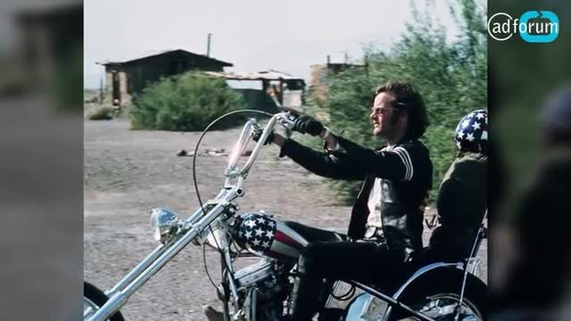 'Easy Rider' - Mercedes-Benz Super Bowl Commercial
