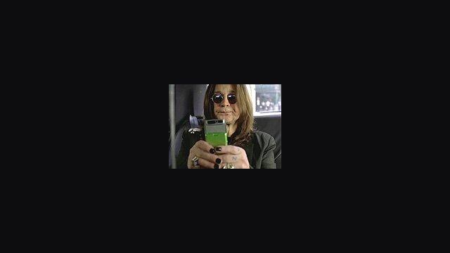 Ozzy Osbourne (30 sec)