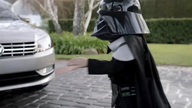 The Force (30 sec)