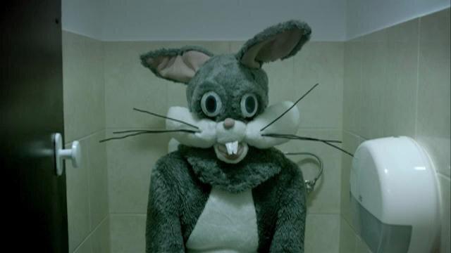 Creepy Bunny 01