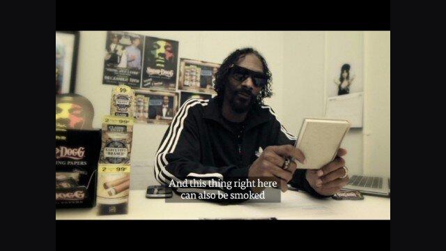 Snoop Dogg's Smokable Book