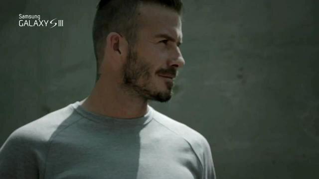 Galaxy S III & David Beckham - Are you ready?