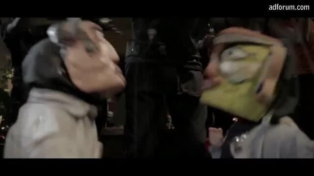 Pantsula vs. Puppets