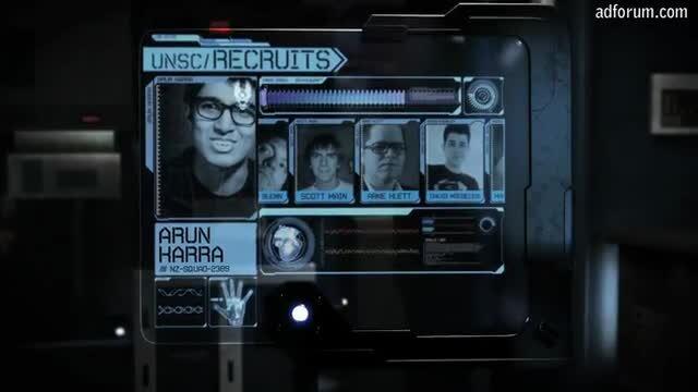 Halo 4, Live Ad