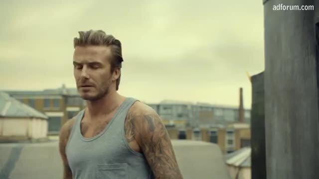 Beckham for H&M (Campaign Film)