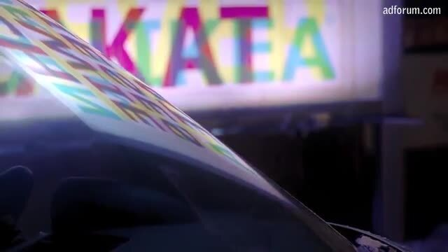 IKEA RGB Billboard