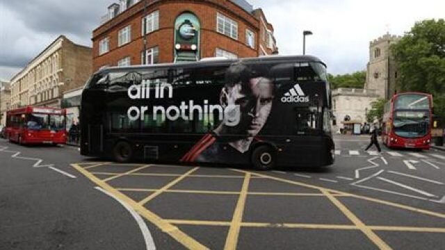 FIFA World Cup 2014 (Bus)