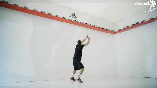 Jump With Derrick Rose in London