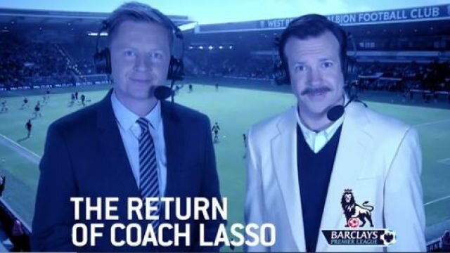 The Return of Coach Lasso