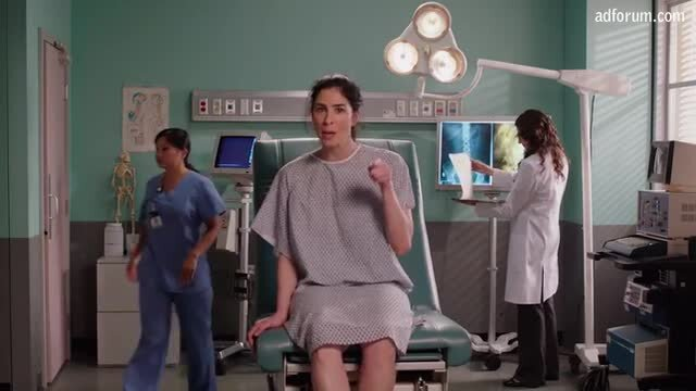Sarah Silverman Closes Her Gap