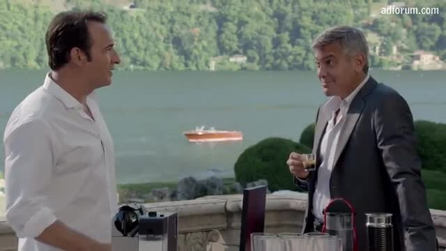 How Far Would You Go For A Nespresso? Featuring George Clooney & Jean Dujardin
