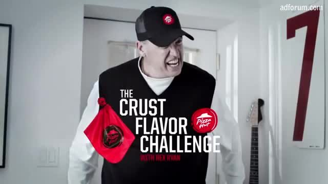 Crust Flavor Challenge feat. Rex Ryan and Tony Romo