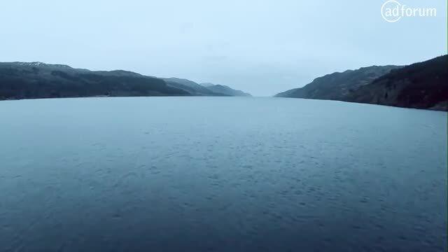 Explore Loch Ness in Google Maps