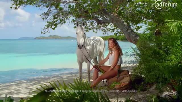 Hannah Davis and Her Horse