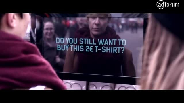 The 2 Euro T-Shirt - A Social Experiment