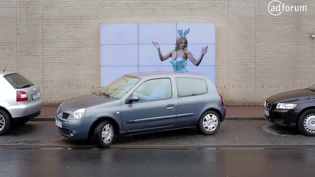 Parking Billboard Case Film