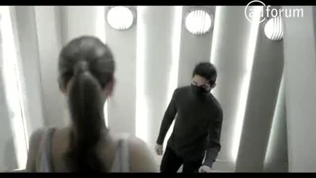 Ellen Adama Brings A Guy To His Knees