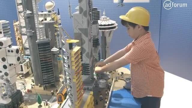 LEGO SG100: Rebuild