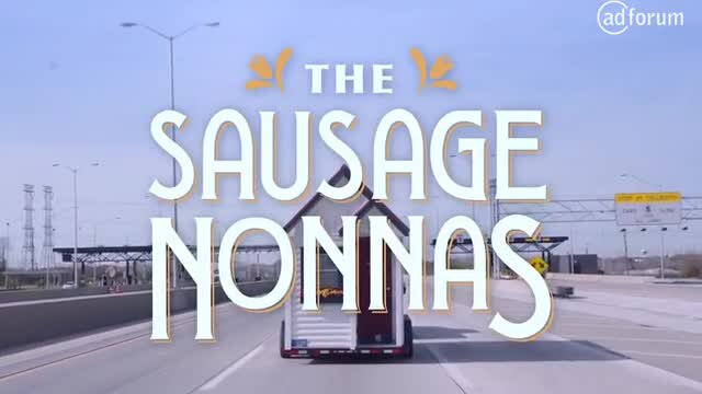 Johnsonville & Uber present: The Sausage Nonnas