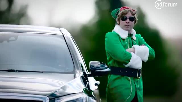 Elf-Driving