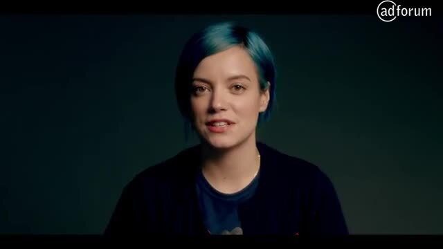 London Mayoral elections - Lily Allen