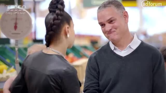Tesco Father's Day - Introducing Tannoy Takeover