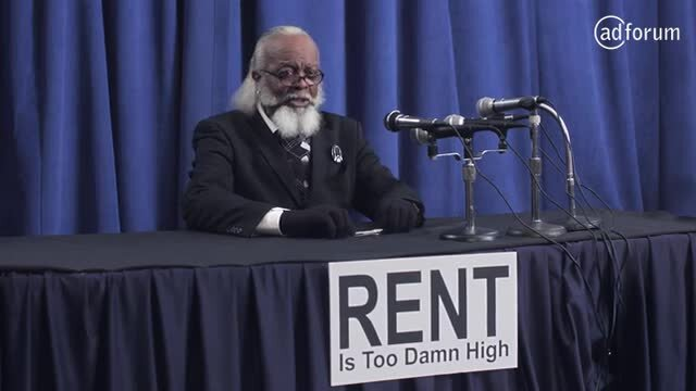 Sixt - Rent is Too Damn High Party - Press Conference