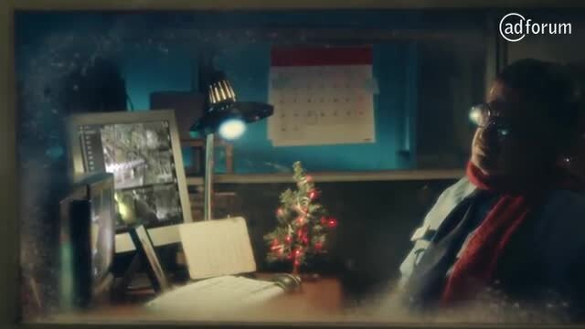 """Lonely Night"" Christmas Ad  (SFW)"