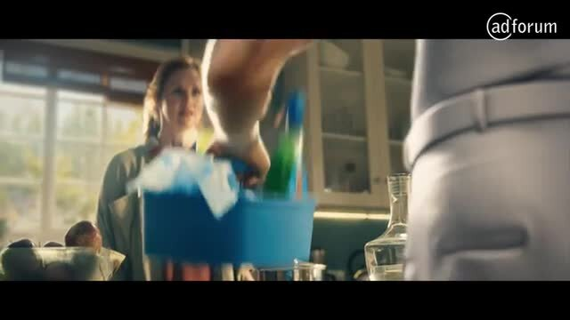 Mr. Clean Super Bowl Ad - Cleaner of Your Dreams