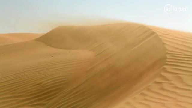 Sand Made From Bottles, Not Beach