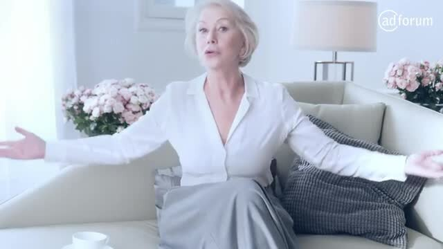 French Lessons with Helen Mirren - L'Oréal Paris Age Perfect