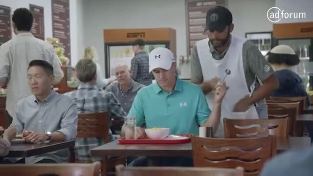 Jordan Spieth 'Utensils' - This is SportsCenter 480p