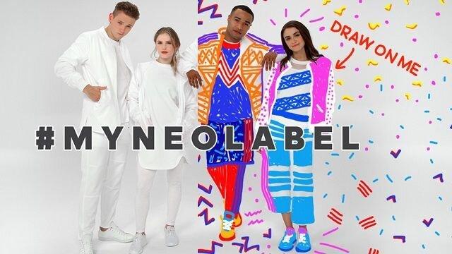 #myneolabel