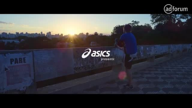 ASICS' Foot Type Test AD