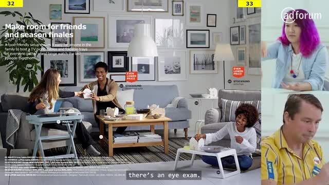 The IKEA Human Catalogue Test