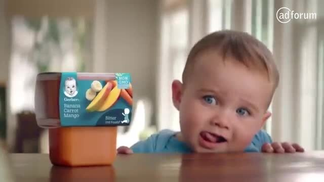Anything For Baby -The NEW Gerber