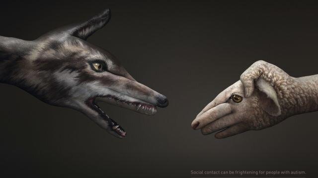 Wolf/Sheep