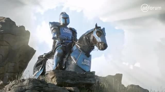 The Bud Knight