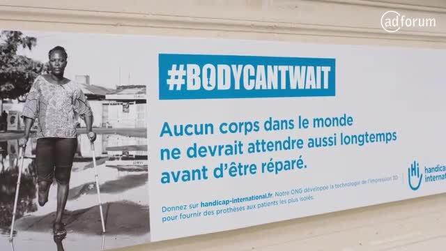 Body Can't Wait