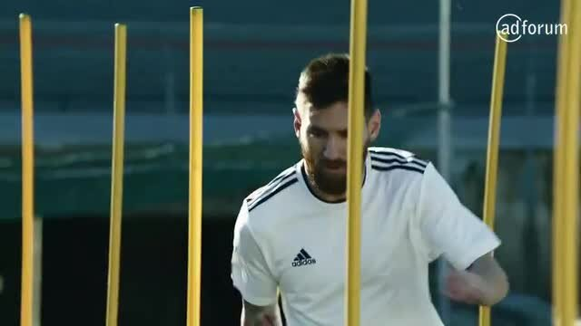 Agility by Nemeziz Feat. Leo Messi