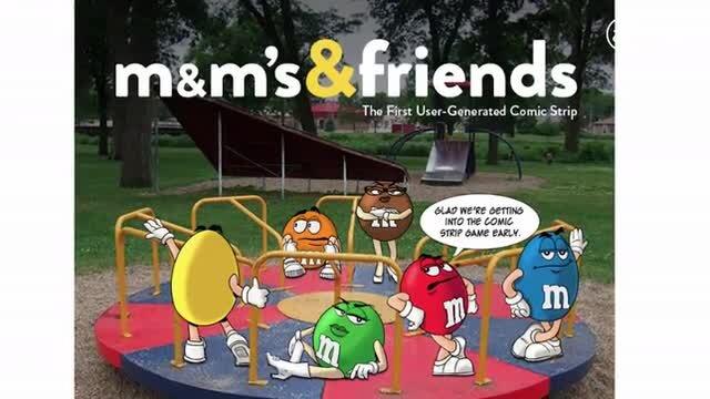 M&M's & Friends