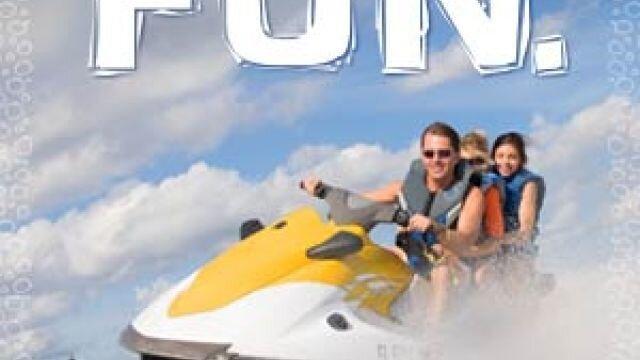 Web Banner: Jet Ski