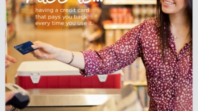 Print Ad: Credit Card