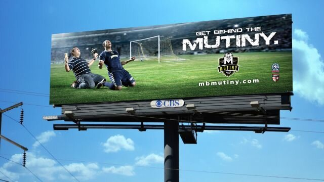 Billboard: Get Behind The Mutiny