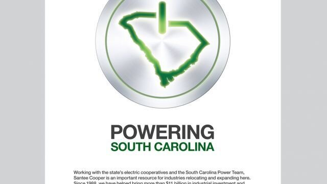 Print Ad: Powering South Carolina