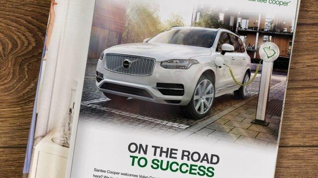 Print Ad: Volvo