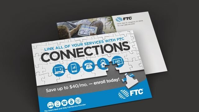 Direct Mail: Connections